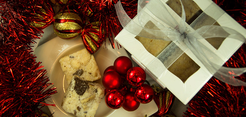 Have a Happy Hogmanay with Rose's Shortbread