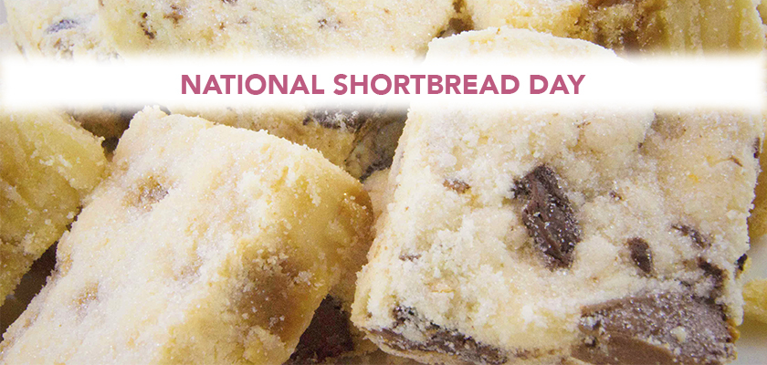 January 6th is National Shortbread Day — Catch us on CTV Morning Live!