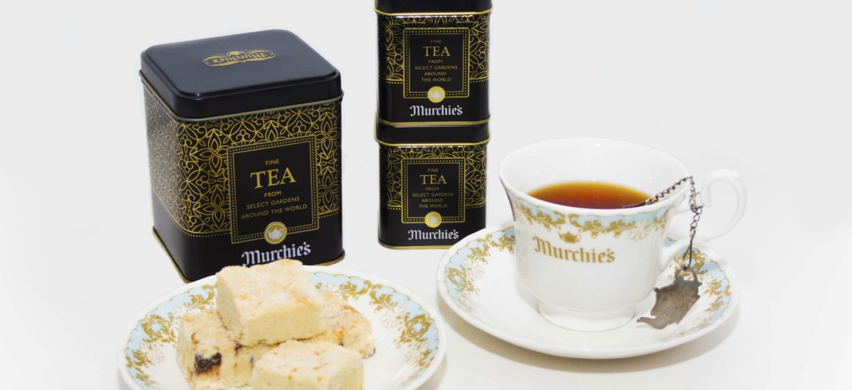 Murchie's Tea: A Historic Encounter