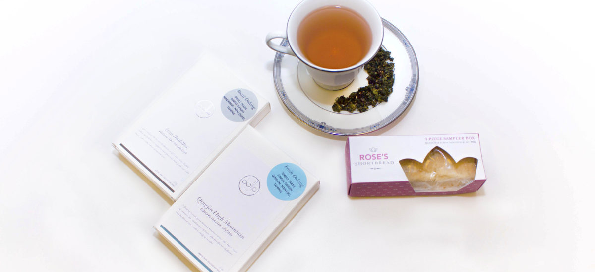 Oollo Oolong and Rose's: An Adventurous Pair
